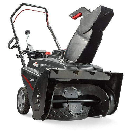 Briggs & Stratton 1022ER Single Stage Snowthrower Snow Thrower 208cc