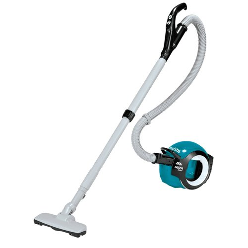 Makita DCL501Z 18V Lithium-Ion Brushless Cordless HEPA Filter Vacuum