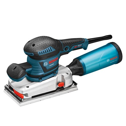 Bosch OS50VC 120-VoltVariable Speed 1/2-Sheet Orbital Finishing Sander with Vibration Control