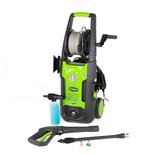 GreenWorks GPW1702 1700 PSI 13 Amp Pressure Washer