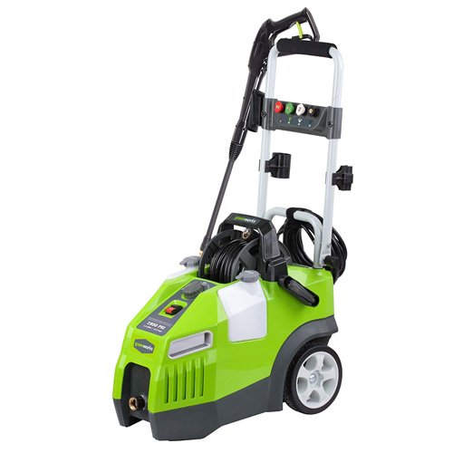 GreenWorks GPW1950 1950 PSI 13 Amp Electric Pressure Washer
