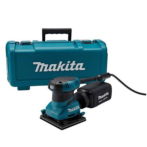 Makita BO4556K 4-1/2-Inch Finishing Sander with Case