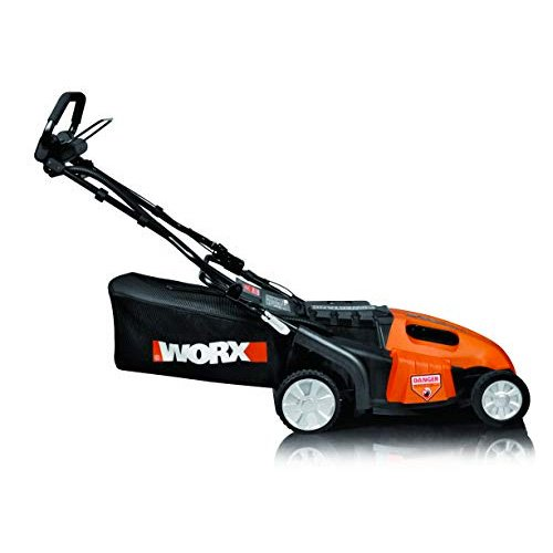 WORX WG789 19-Inch 36 Volt Cordless Electric Self-Powered Lawn Mower