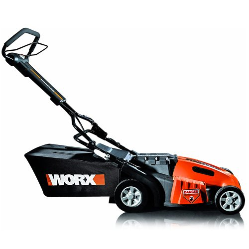 WORX WG788 Cordless Electric Lawn Mower